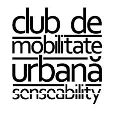Logo club de mobilitate urbana